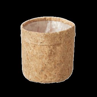 Cork Lined Bag - 13cm