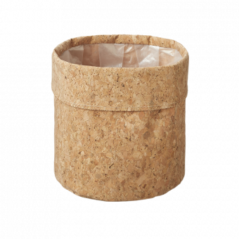 Cork Lined Bag - 15cm