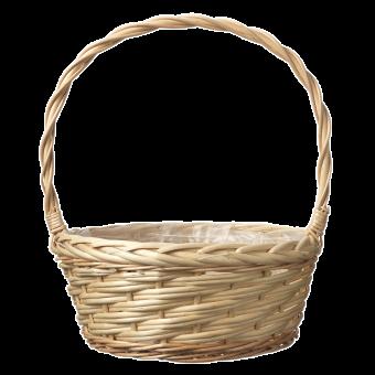 Albury Lined Basket - Ø:30cm