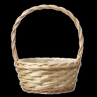 Albury Lined Basket - Ø:25cm