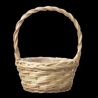 Albury Lined Basket - Ø:20cm
