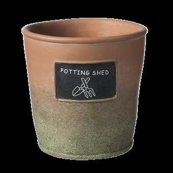 Potting Shed Pot - 15cm