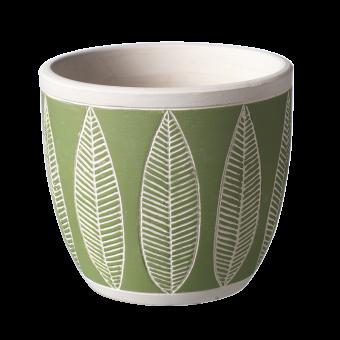 Fernside Leaf Pot - 11cm