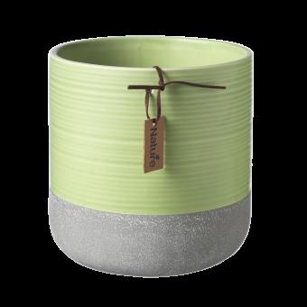 Evie Pot - Lettuce Green - 14.8cm