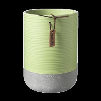 Evie Vase - Lettuce Green - 18cm