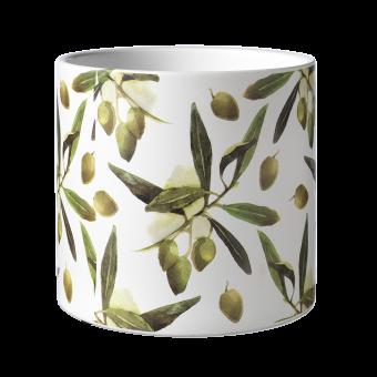 Olive Branch Pot - 15.5cm