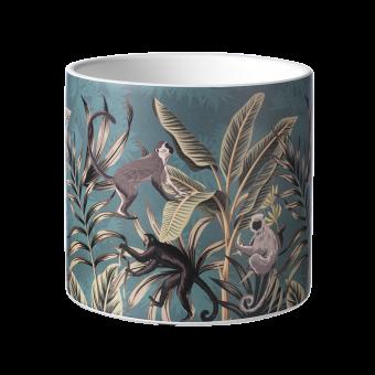 Jungle Pot - 12.5cm