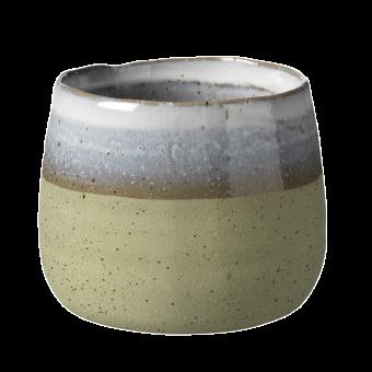 Fairfax Pot - Green - 9.5cm