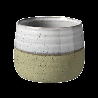 Fairfax Pot - Green - 11.5cm