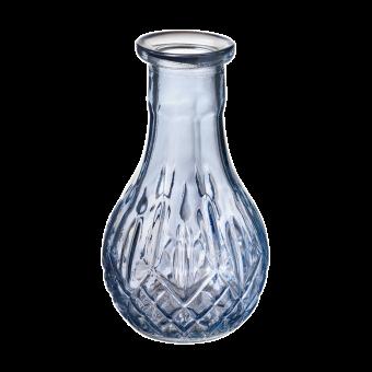 Gisborne Vase - Blue - 13.5cm