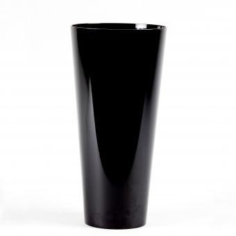 Conical Vase - Black- 55cm