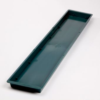 Triple Brick Tray - Green (Pack of 5)