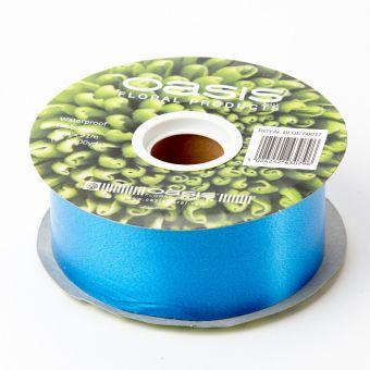 Poly Ribbon - Royal Blue - 5cm x 91m