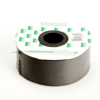 Poly Ribbon - Black - 5cm x 91m