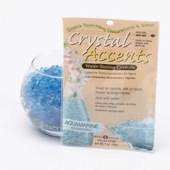Crystal Accents - Aquamarine - 30g