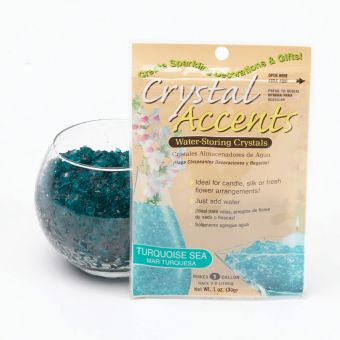 Crystal Accents - Turquoise Sea - 30g