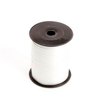 Curling Ribbon - Silver (Non Metallic) - 455m