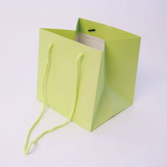 Small Porto Bag - Mint Green - 18x20cm (Pack of 10)