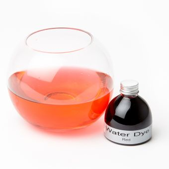 Water Dye - Red - 150ml