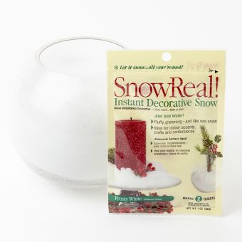 Crystal Accents - Snow Real - 30g