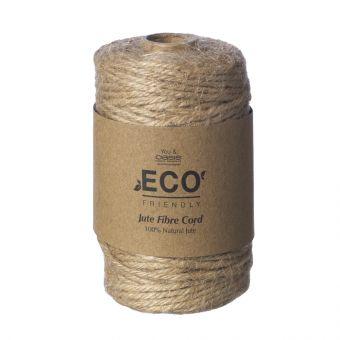Jute Fibre Cord (50m) - Natural
