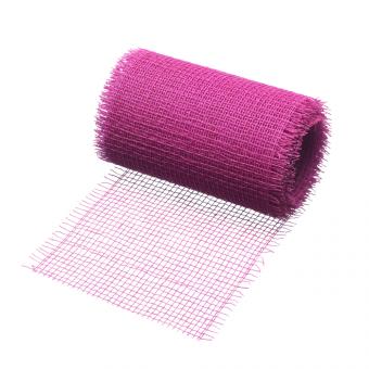 Jute Fibre Runner - Pink