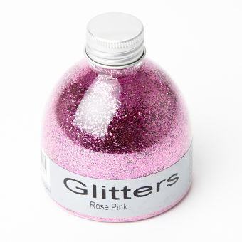 Flower Glitter - Rose Pink - 150ml