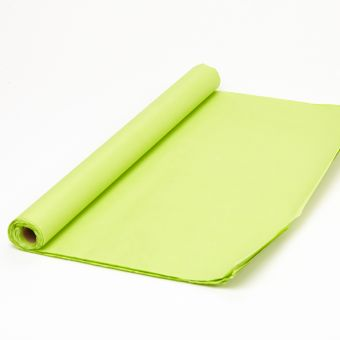 Light Green Tissue Paper Sheets (Pack of 48)
