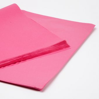 Fuchsia Tissue Paper Sheets (Pack of 240)