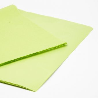 Light Green Tissue Paper Sheets (Pack of 240)