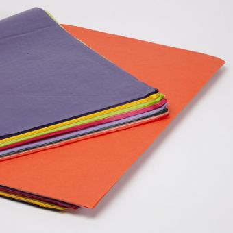 Assorted Tissue Paper Sheets (Pack of 480)