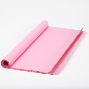 Pink Tissue Paper Sheets (Pack of 48)