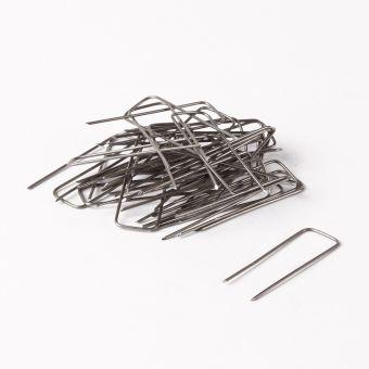 Mossing Pins Straight - Silver - 1.7cm x 5cm - 1 Kg