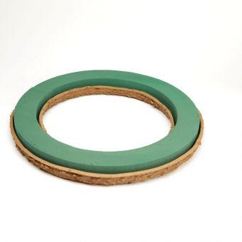 OASIS® Ideal Floral Foam Maxlife Biolit Ring - 50cm (Pack of 2)