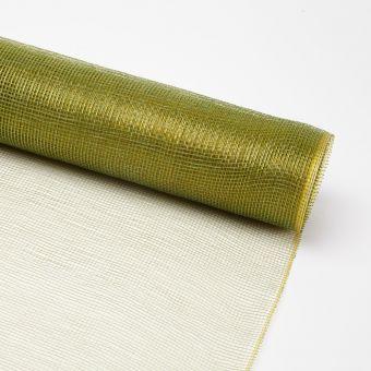 Polynet - Dark Green/Gold - 54cm x 10m