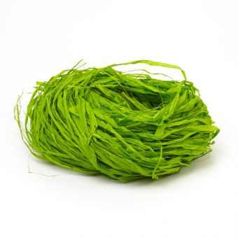 Raffia - Apple Green - 150g