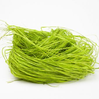 Long Raffia - Apple Green - 250g
