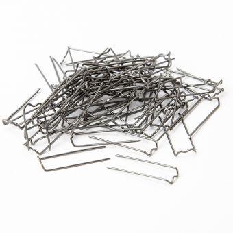 Hobby German Steel Pins - 40x10mm (50g Pack)