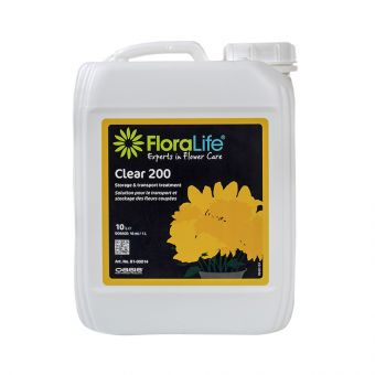 Floralife® Clear 200 Storage & Transportation Treatment 10L