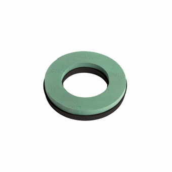 OASIS® NAYLORBASE® Bio Floral Foam 25cm Ring (Pack of 2)