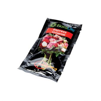 Floralife® Express Universal Flower Food Powder Sachets 10g (Pack of 500)
