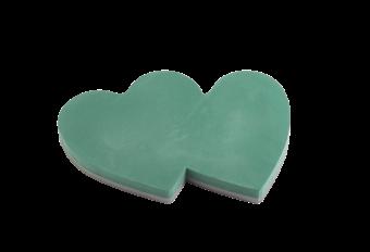 OASIS® Ideal Floral Foam Maxlife FOAM FRAMES® Double Solid Heart