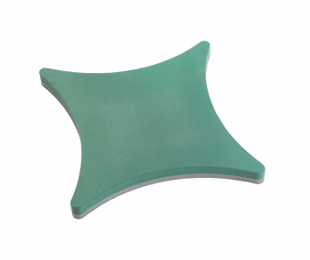 OASIS® Ideal Floral Foam Maxlife FOAM FRAMES® Cushion - 58cm (Pack of 2)