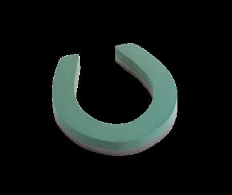 OASIS® Ideal Floral Foam Maxlife FOAM FRAMES® Horseshoe - 33x32cm