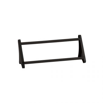 2 Letter Bar Set - Black