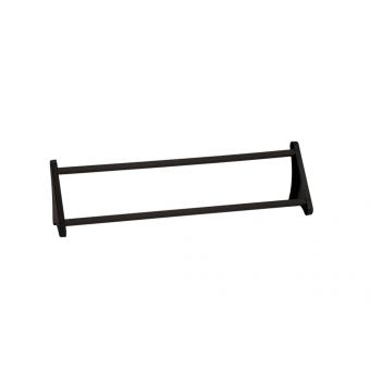 3 Letter Bar Set - Black