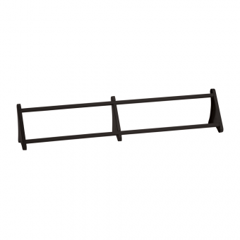 4 Letter Bar Set - Black