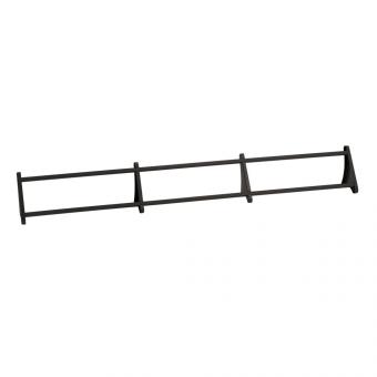 6 Letter Bar Set - Black