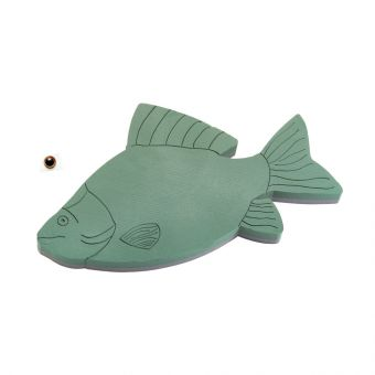 OASIS® Ideal Floral Foam Maxlife FOAM FRAMES® Fish with eye