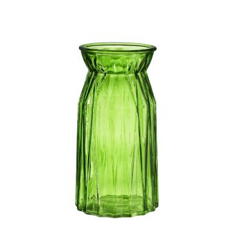 Sadie Vase - Green - 20cm